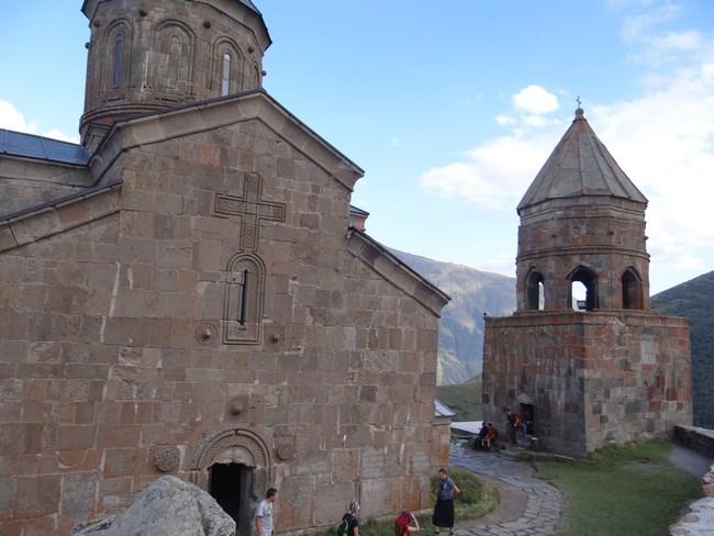 26. Gergeti Church - Kazbegi