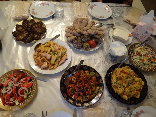 26. Mancare traditionala armeneasca