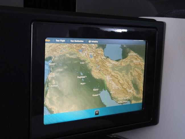 46. Traseu Doha - Bucuresti