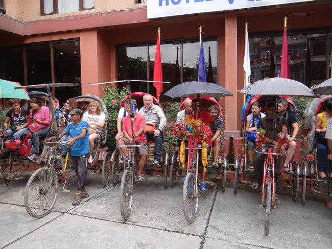 01. Ciclo ricse - Kathmandu