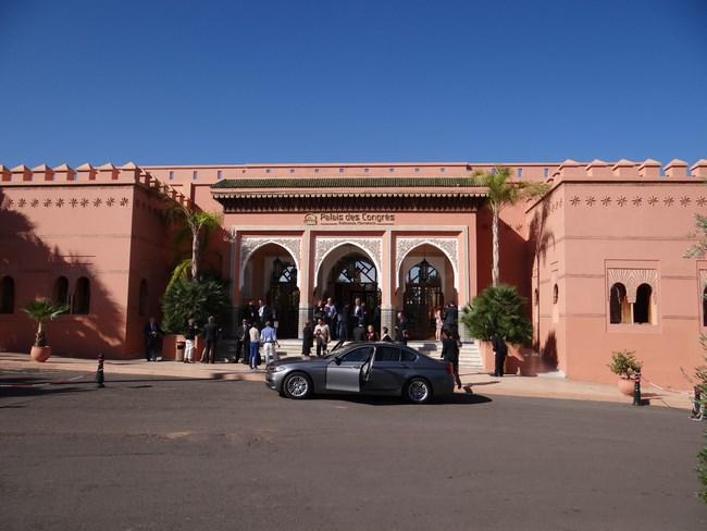 01. Palais de Congres - Marrakech