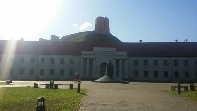 01. Palatul Marilor Duci de Lituania