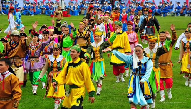 02. Naandam Festival - Mongolia