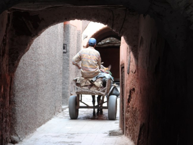 03. Aleile din Marrakech