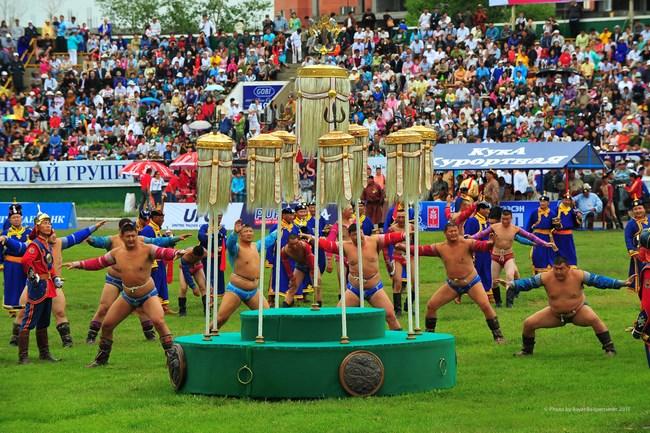 03. Festival Naandam - Mongolia
