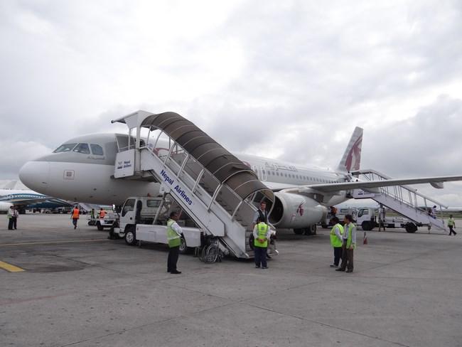 04. Qatar Airways  - Kathmandu