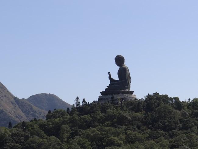 04. Statuia lui Buda din Lantau, Hong Kong