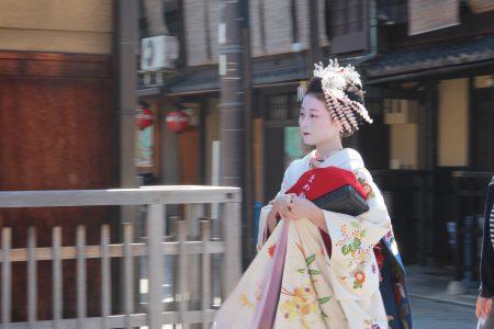 05. A Kyoto maiko