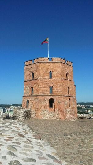 05. Gediminas Tower - Vilnius