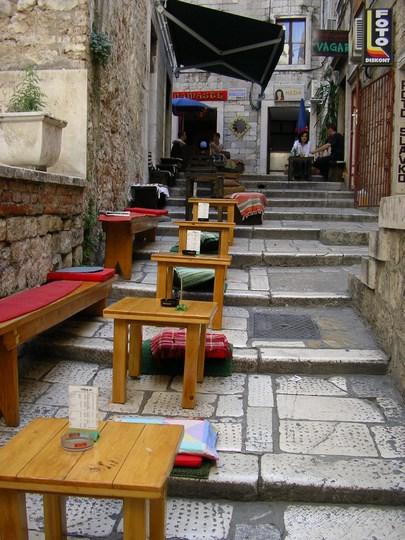 05. Terase in Split