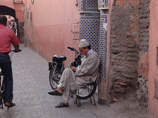 06. Bazar Maroc