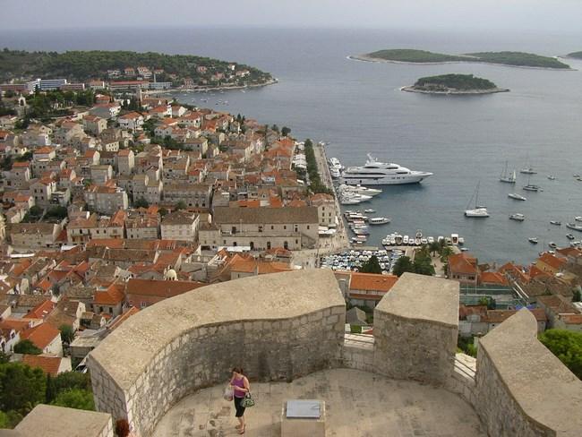 08. Panorama Hvar