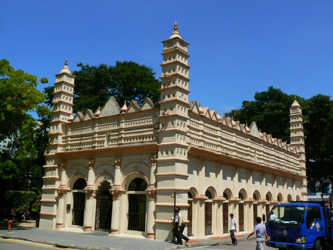 09. Moschee Singapore