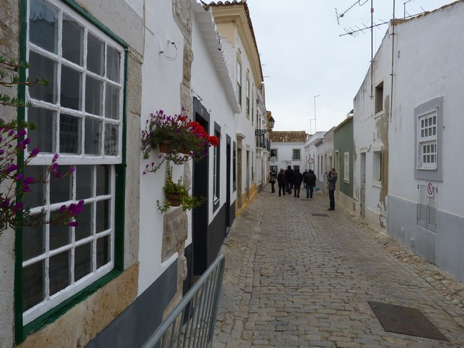 10. Faro - centrul istoric