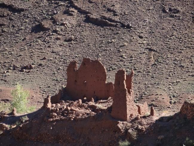 10. Ruine de kasbah