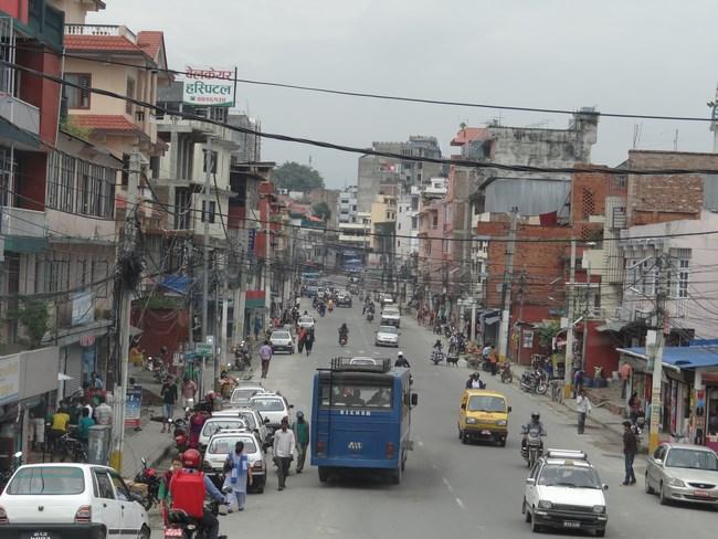 11. Centru Katmandu