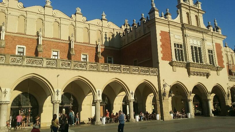 12. Piata centrala Cracovia