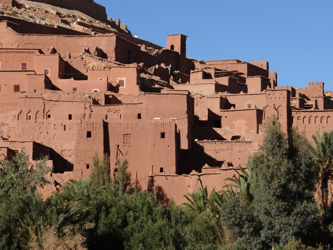 13. Ait Benhaddou - Ouarzazate