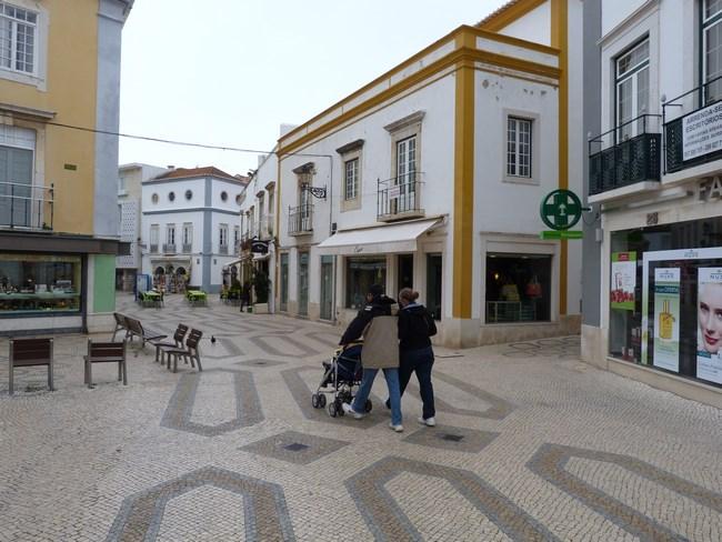 13. Piata centrala - Faro