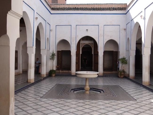 16. Bahia Palace