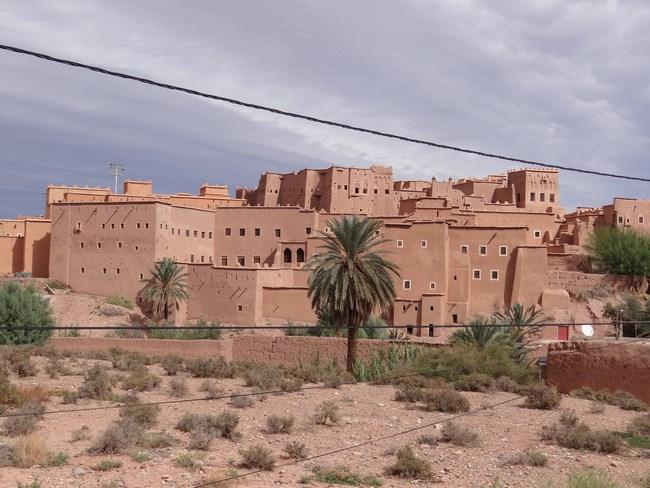 20. Kasbah Ouarzazate