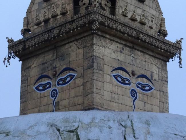22. Ochii lui Buda