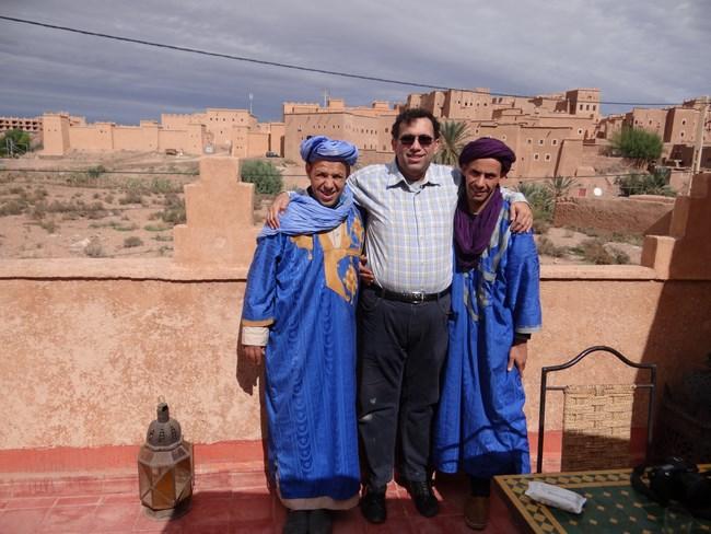 24. Vanzatori de suveniruri Ouarzazate