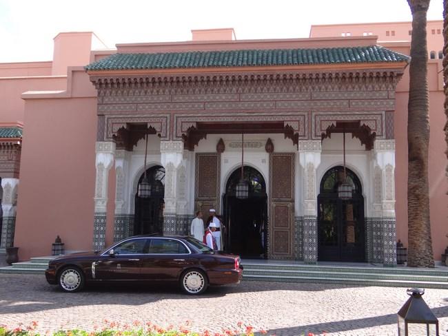 27. La Mamounia - Marrakech