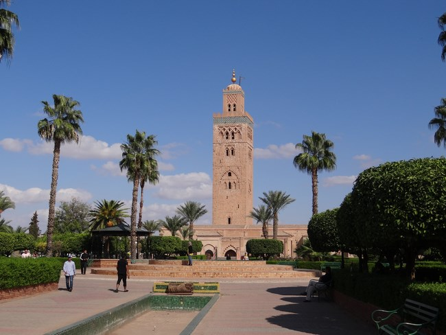 28. Marrakech, Maroc