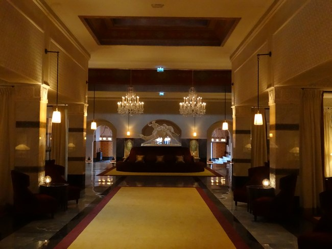 30. La Mamounia Hotel - Marrakech