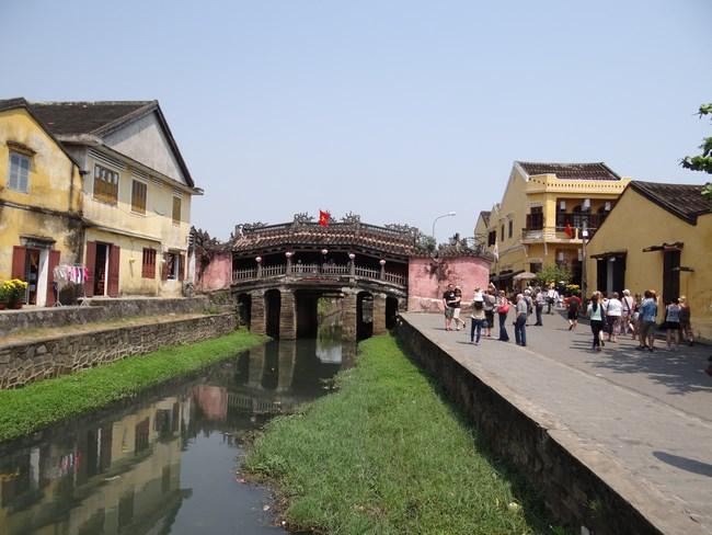 13. Podul japonez - Hoian
