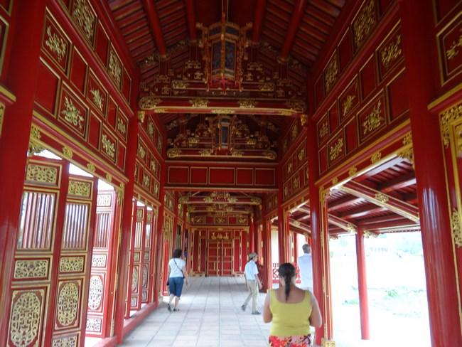 17. Palatul Interzis - Hue, Vietnam