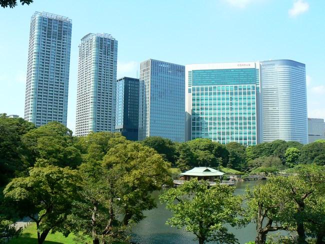 17. Tokyo modern