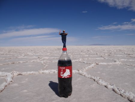 27. Coca Cola Bolivia