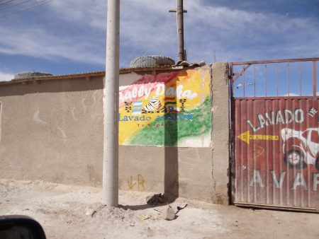 33. Spalatorie auto Bolivia