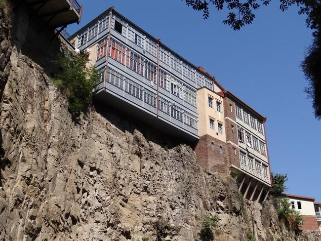 03. Cladiri in Tbilisi