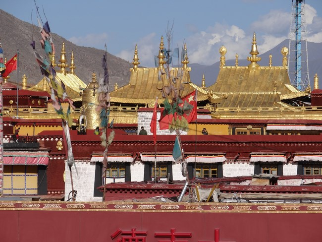 07. Jokhang Lhasa