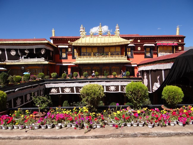 09. Manastirea Jokhang