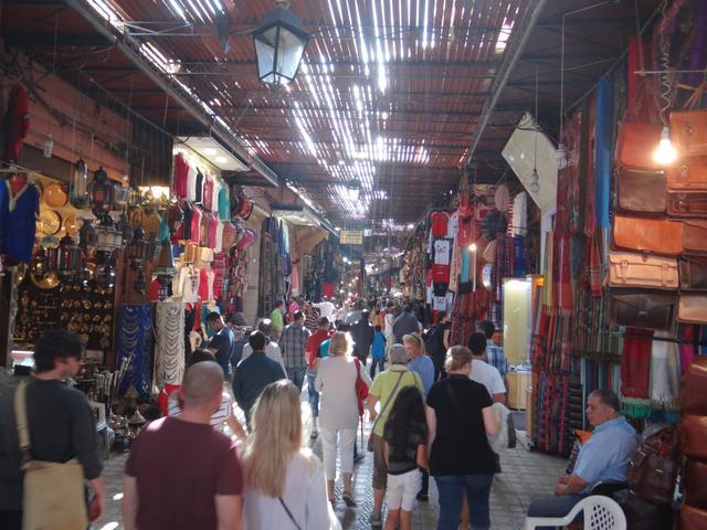 10. Bazar Marrakech