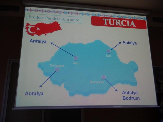 12. Charter Turcia
