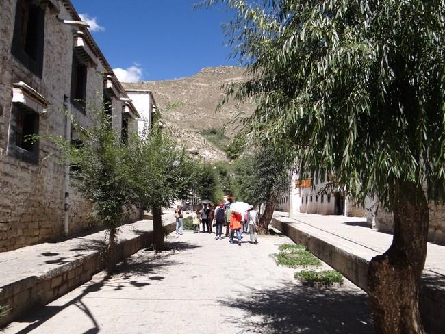 14. Sera, Lhasa, Tibet