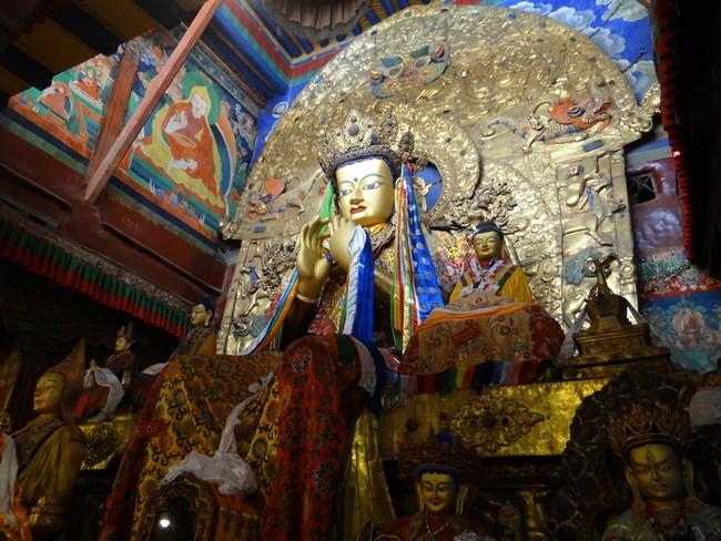 18. Buddha Sakyamuni