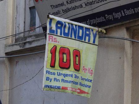 22. Laundry Nepal