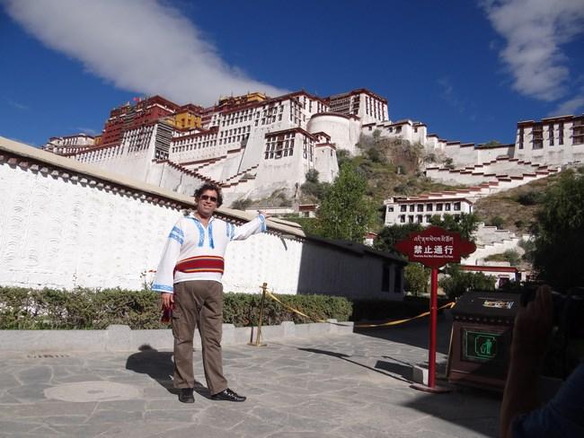 30. Potala, Lhasa, Tibet