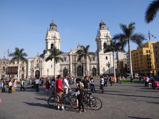 01. Plaza de Armas - Lima