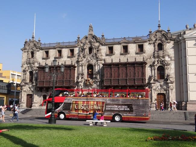 02. Cladiri coloniale - Lima