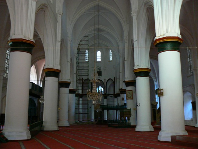 02. Moschee Nicosia