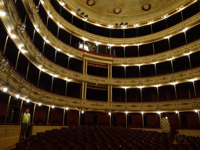 03. Teatrul Solis - Montevideo