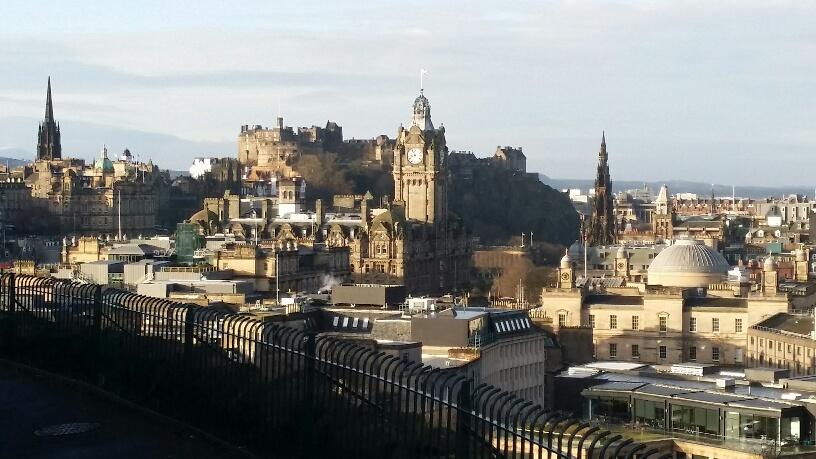 07. Calton Hill, Edinburgh