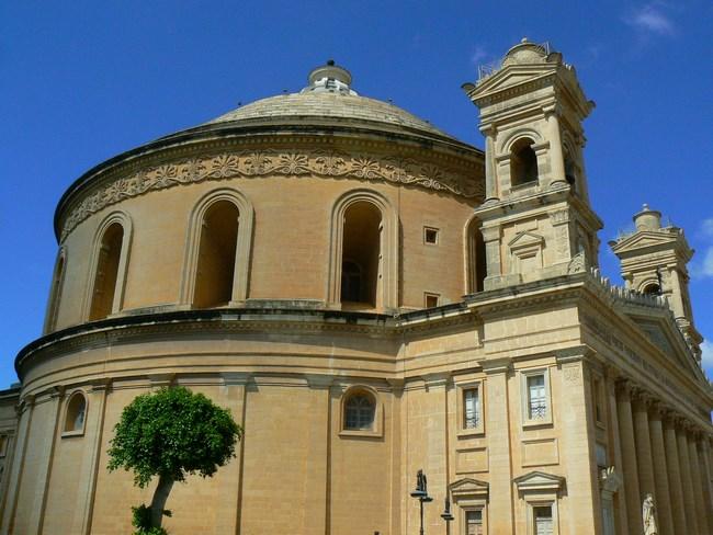 08. Catedrala Mosta, Malta